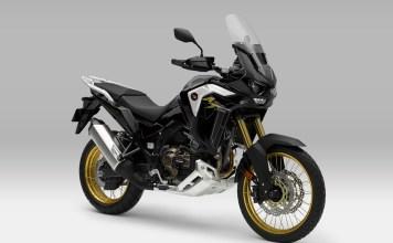 Honda CRF1100L Africa Twin 2020 Darkness Black Metalli