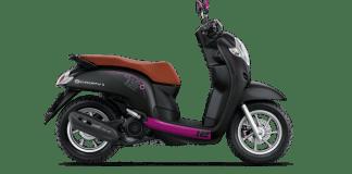 Honda Scoopy 2020 Black