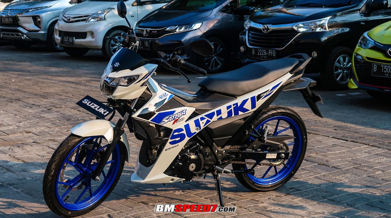Satria Fu Black Predator 2019 Harga Motor Satria Fu 2019