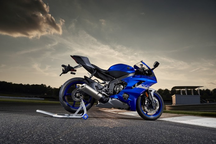 amaha R6 2020 Icon Blue