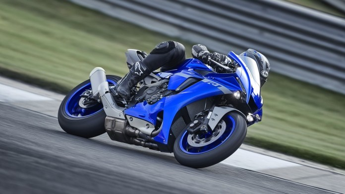 Yamaha R1 2020 Icon Blue