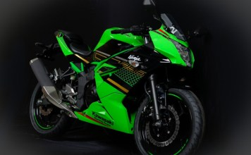Kawasaki Ninja 250 SL 2020 Livery KRT