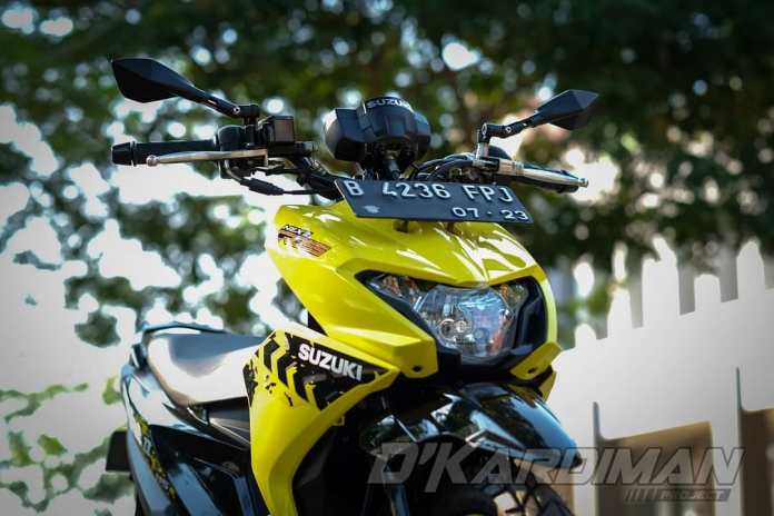 Spion Tomok Universal Suzuki Nex II Cross