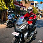 Honda ADV 150 Matte Brown