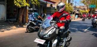 Honda ADV 150 Matte Brown