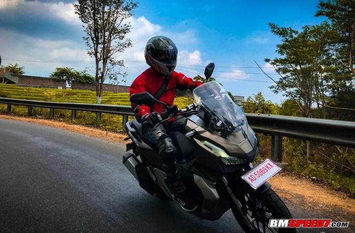 Review Honda ADV 150