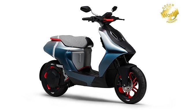 Yamaha E02 TMS 2019