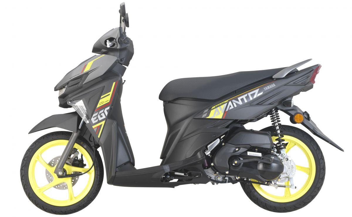 Yamaha Ego Avantiz Malaysia