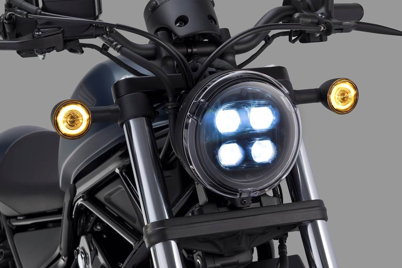 Headlight Honda Rebel 500 2020 High Beam