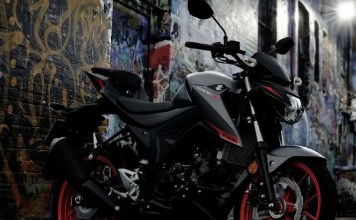 2020 Suzuki GSX-S125 Metallic Matt Fibroin grey