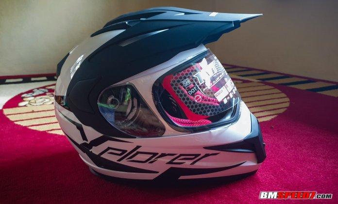 Helm Honda Xplorer