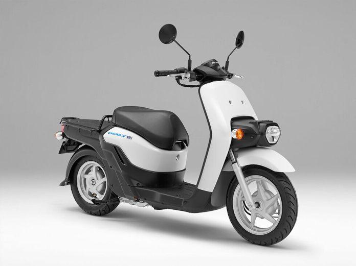 Honda Benly e II
