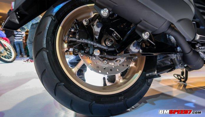 TCS Yamaha All New NMAX