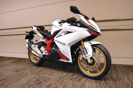 Honda CBR250RR 2020 Putih