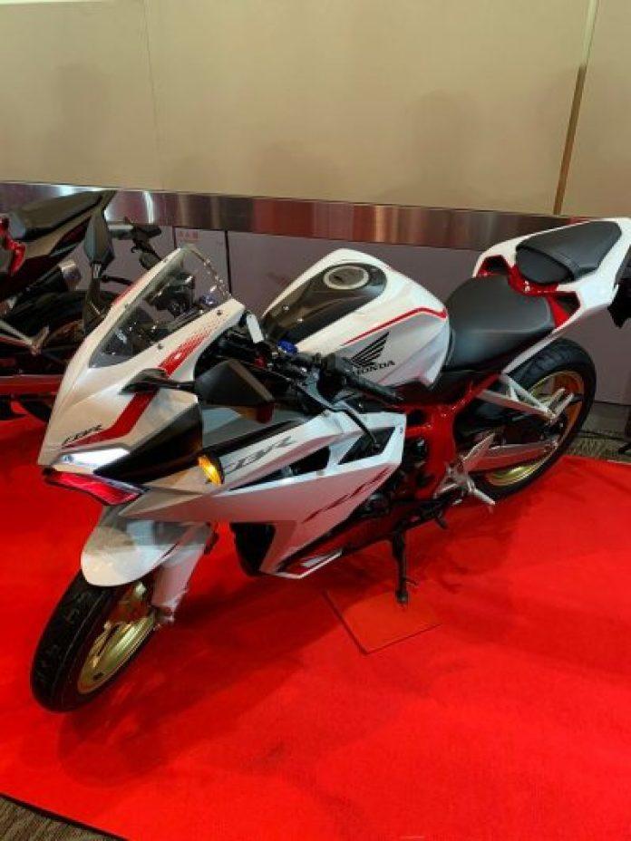 Bocoran Honda CBR250RR 2020