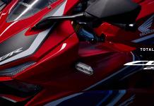 Honda CBR250RR Japan