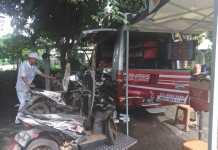 Posko Banjir Wahana Honda