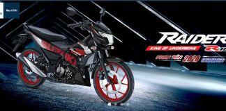 Suzuki Raider R150 2020 Vietnam