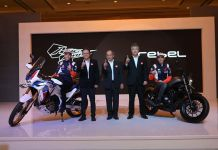 Launching Honda CRF1100L Africa Twin Adventure Sports (4/2)