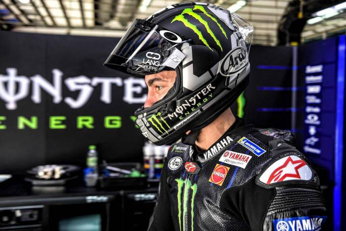 Arai RX7X Racing Maverick Vinales