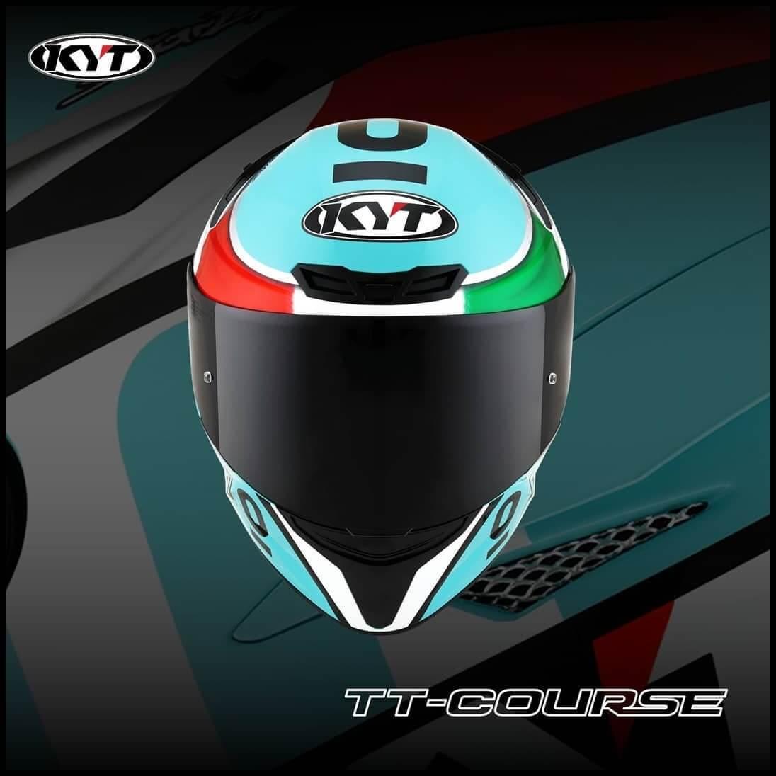 KYT TT Course Tampak Depan
