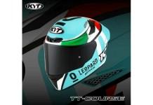 Harga KYT TT Course Leopard