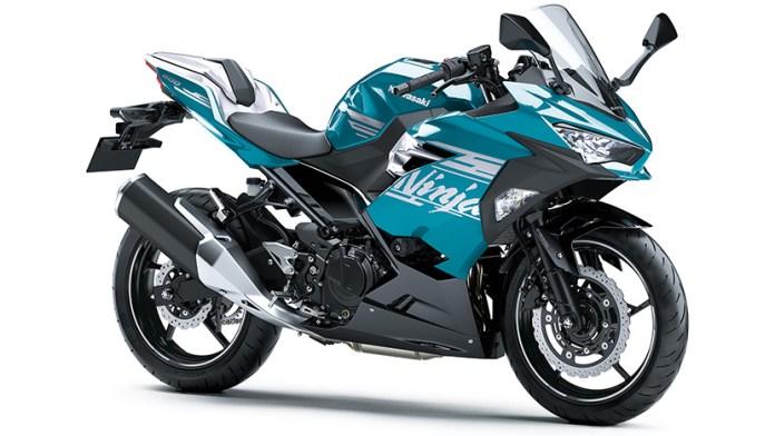 Kawasaki Ninja 400 2021 Blue