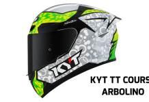 KYT TT Course Arbolino Replica