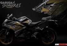 CBR250RR Garuda x Samurai (