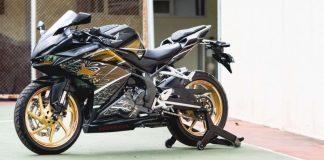 Honda CBR250RR Garuda X Samurai