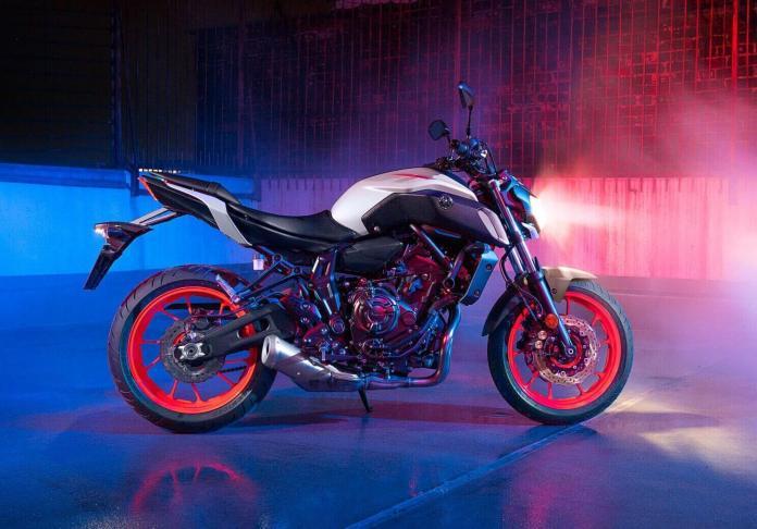 Harga Yamaha MT07 2020