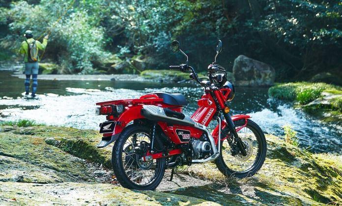 Honda CT125 Indonesia