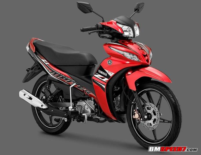 Jupiter Z1 2020 Merah