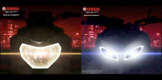 Teaser motor baru Yamaha MT07 dan MT09
