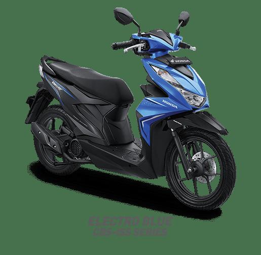 Honda BeAT 2021 Electro Blue