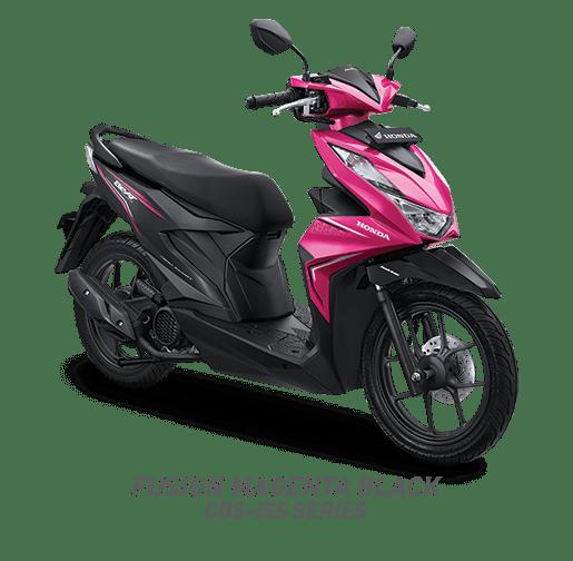Honda BeAT 2021 Magenta