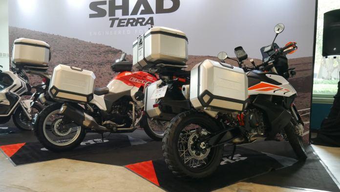 SHAD TERRA series