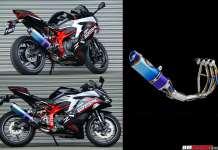 Nassert Beet Kawasaki Ninja ZX25R