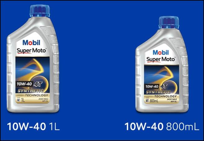 Mobil Super Moto 10W-40
