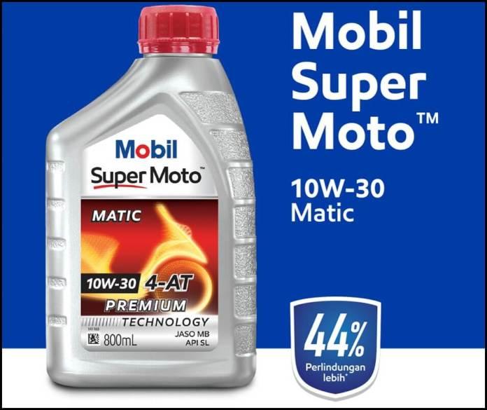 Mobil Super Moto Matic 10W-30