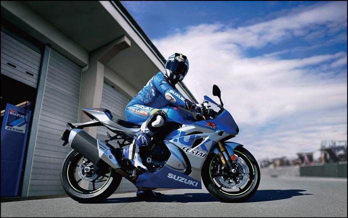 Suzuki GSX-R100R 100th Anniversary