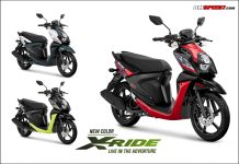 Harga Yamaha XRide 125 2020