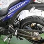 Yamaha Exciter 155 VVA GP Blue
