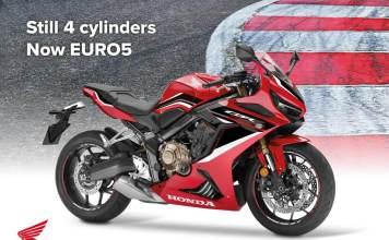 Honda CBR650R 2021 EURO 5