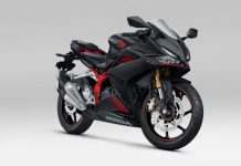 Honda CBR250RR SP Matt Gunpowder Black Metallic