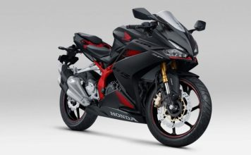 Honda CBR250RR SP Matt Gunpowder Black Metallic