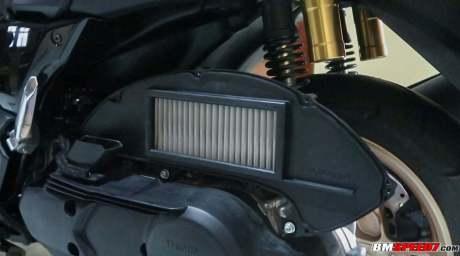 Filter udara Ferrox Yamaha All New Nmax 155 2020