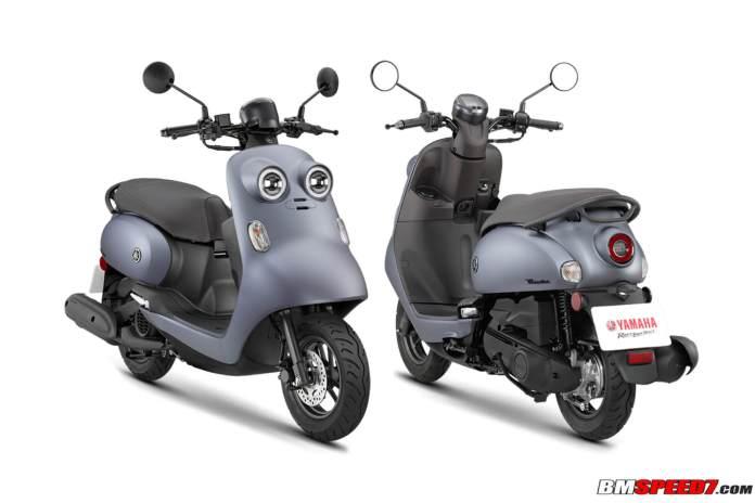 2020 Yamaha Vinoora 125