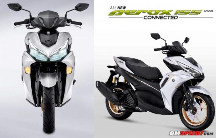 Harga Aerox 2021 ABS