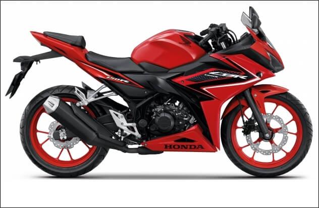 Warna CBR150R 2021 Red